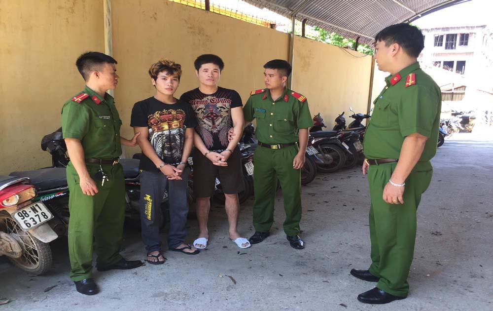 Công an Lục Ngạn làm rõ nhiều đối tượng trộm cắp xe máy