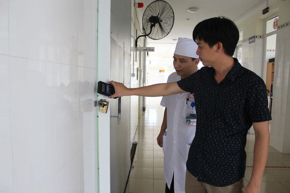 Quản lý an toàn bức xạ trong y tế