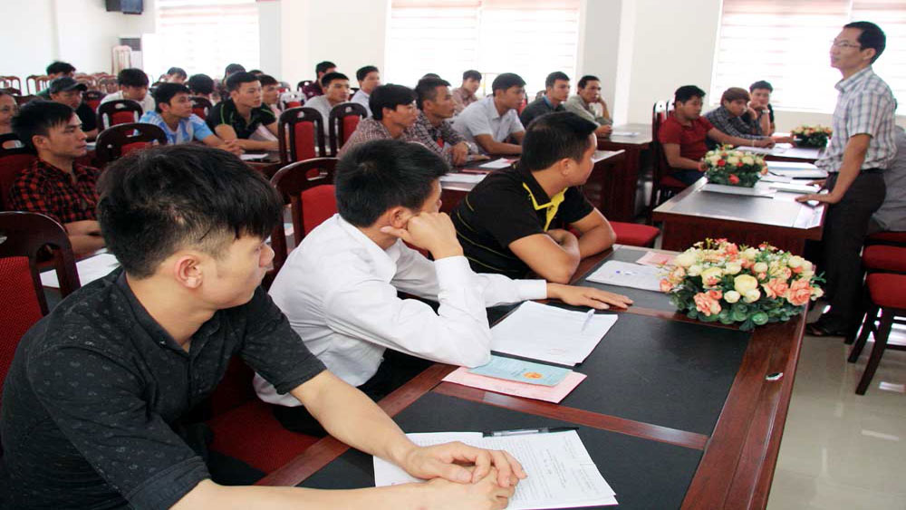 About 1,900 Bac Giang labours work in RoK