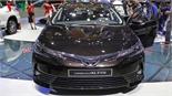Toyota Corolla Altis 2017 chốt giá bán tại Việt Nam từ 702 triệu đồng
