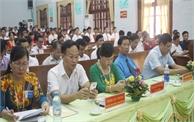 Đại hội Công đoàn huyện Hiệp Hòa lần thứ X