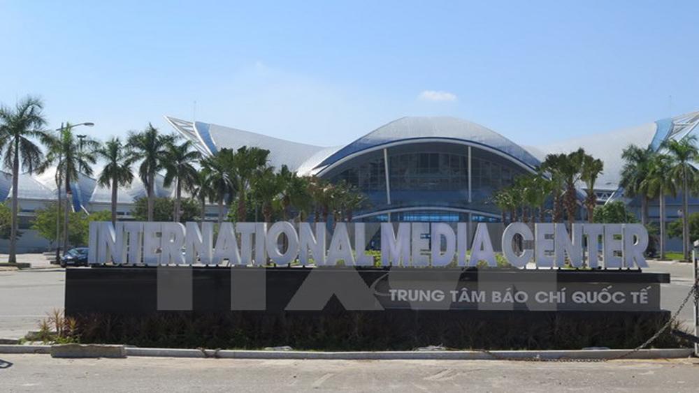 Hoàn thành Trung tâm báo chí cho Tuần lễ cấp cao APEC 2017