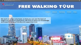 Vietravel Hanoi to offer free walking tours to visitors