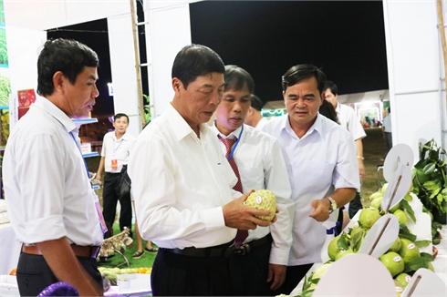 Khai mạc Ngày hội mỗi làng một sản phẩm huyện Lục Nam lần thứ nhất- 2017