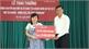 Agribank trao giải cho khách hàng trúng thưởng khuyến mại