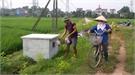 Lắp đặt 177 bể chứa rác thải, thuốc bảo vệ thực vật