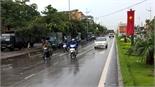 Bắc Giang: Ảnh hưởng của áp thấp, trời có mưa, dông