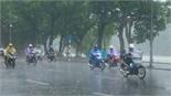 Ngày 26-9, mưa rào và dông tại nhiều vùng trên cả nước