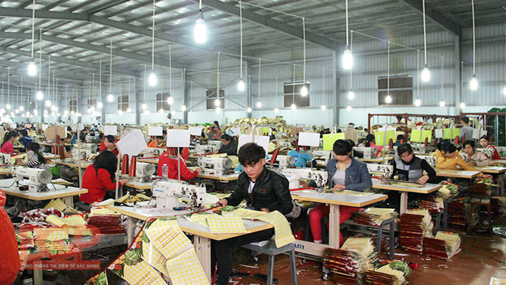 Bac Giang: 126 more firms established in September