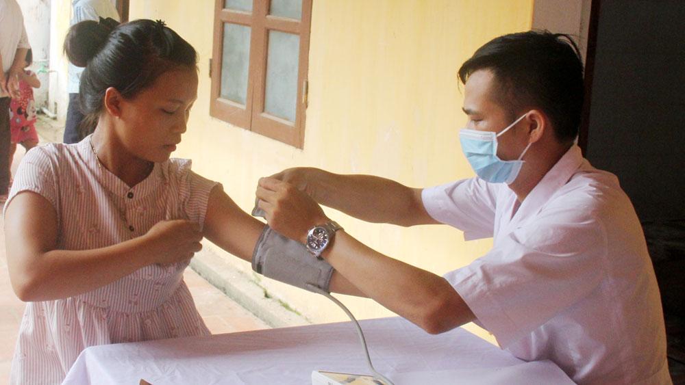 Yên Thế: Xác lập bệnh án điện tử cho 11,5 nghìn người