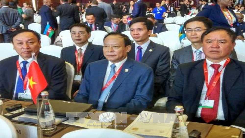 Việt Nam tham dự kỳ họp Đại hội đồng Interpol lần thứ 86
