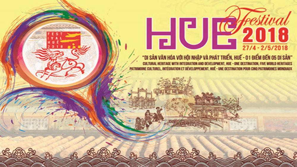 Festival Huế 2018: 1 điểm đến 5 di sản văn hoá thế giới