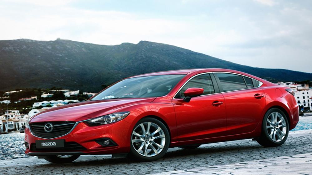 Hơn 60 nghìn xe Mazda6 bị triệu hồi