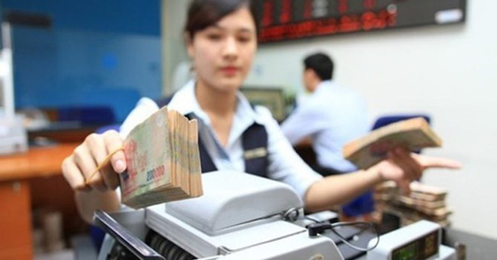 Tổng nguồn vốn huy động nội tệ của các ngân hàng thương mại ước đạt 2.616,8 tỷ đồng