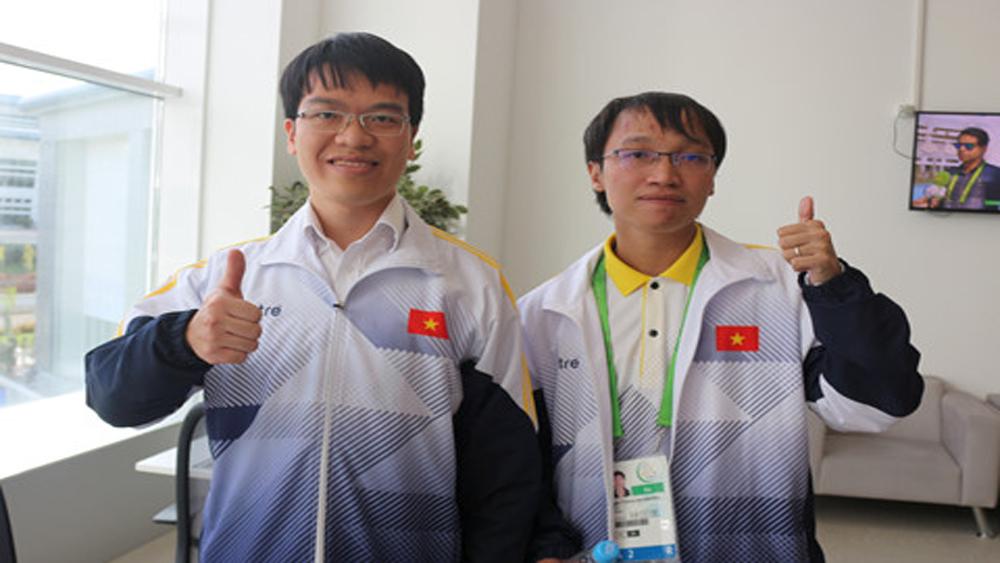 Cờ vua lập hat-trick, đoàn Việt Nam kết thúc AIMAG với 13 HCV