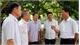 Bí thư Tỉnh ủy Bùi Văn Hải tiếp xúc, đối thoại với cán bộ, đảng viên huyện Yên Thế