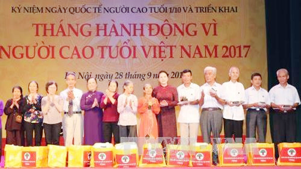 Action Month for Vietnamese elderly launched