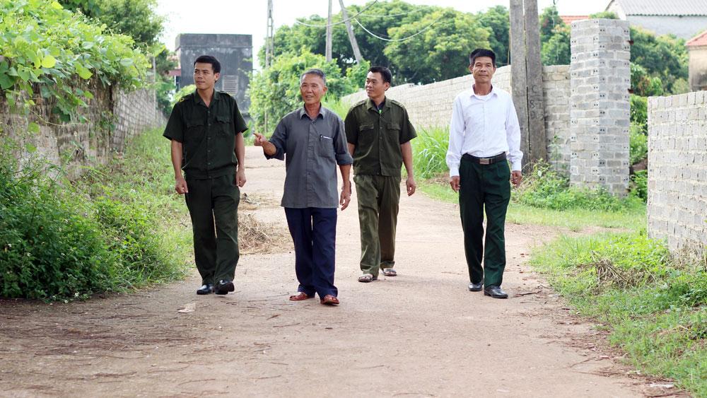 Yên Thế: Cộng đồng tự quản, xóm làng yên vui