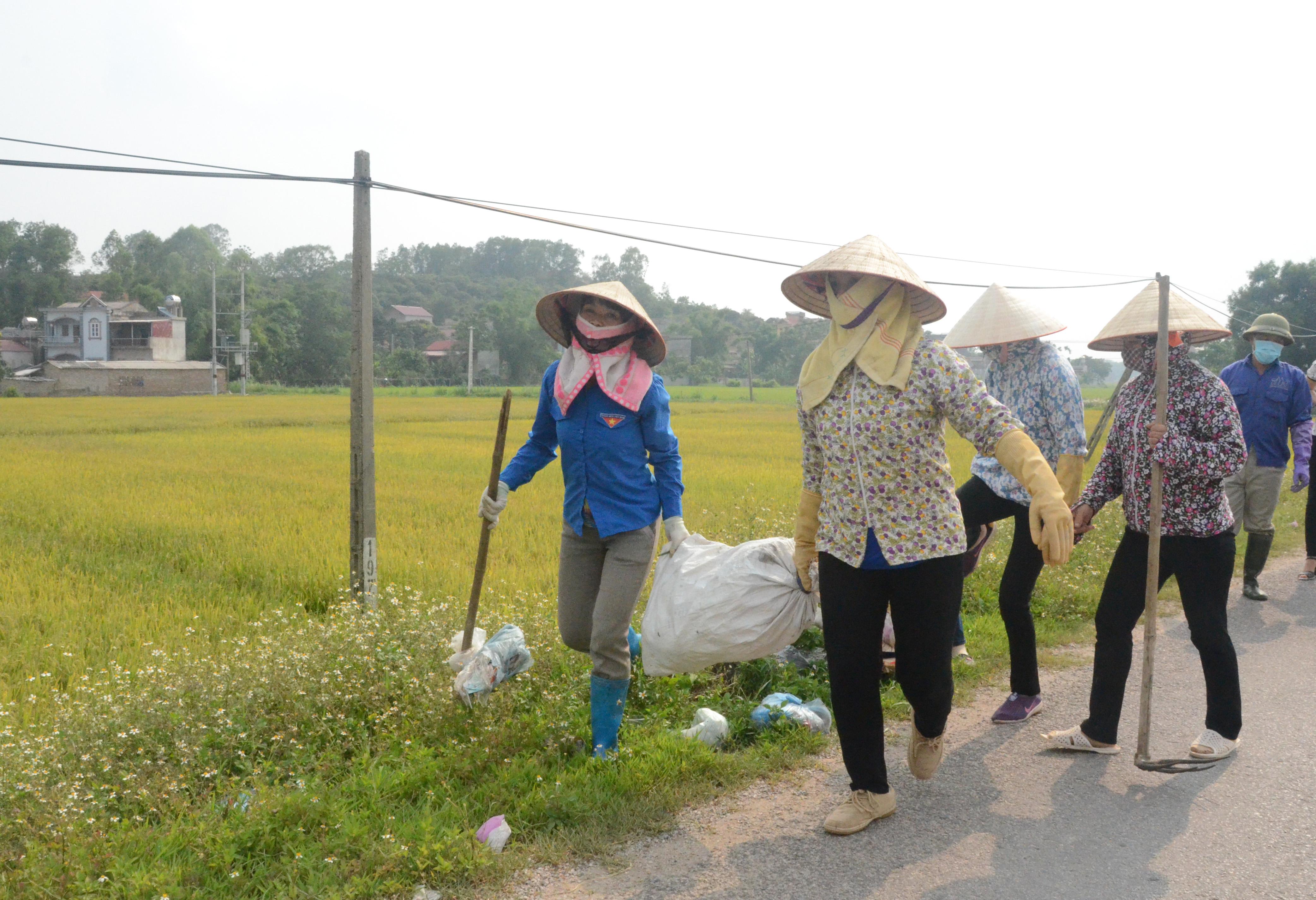 Tập trung cao giải quyết ô nhiễm môi trường