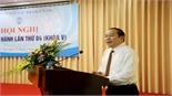 Ông Nguyễn Ngọc Bảo thay ông Võ Kim Cự làm Chủ tịch Liên minh HTX Việt Nam