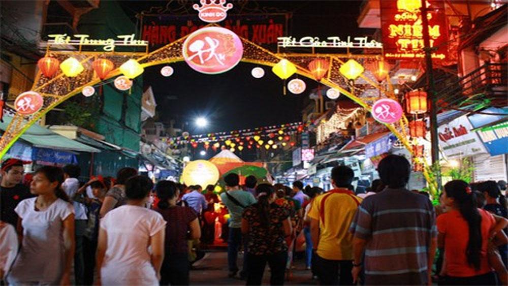 Đừng bỏ lỡ Lễ hội Trung thu phố cổ Hà Nội 2017