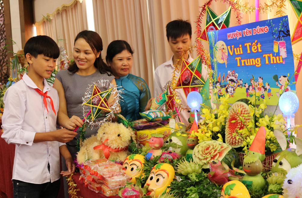 Nghĩa tình,  Chắp cánh ước mơ ,  trẻ em nghèo, Bắc Giang