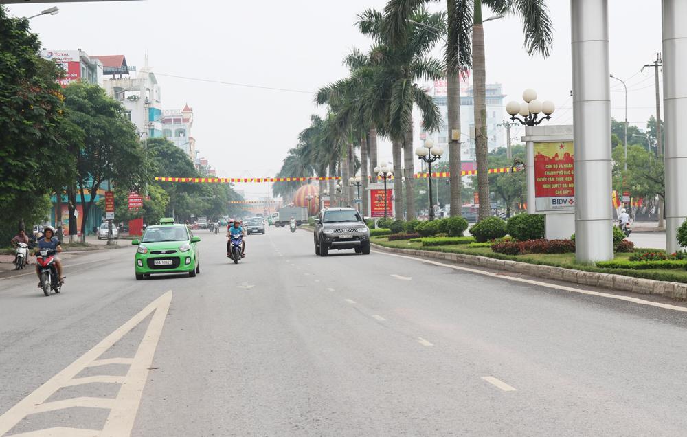 Sắp xếp 47 tuyến đường, khu vực công cộng bảo đảm mỹ quan đô thị