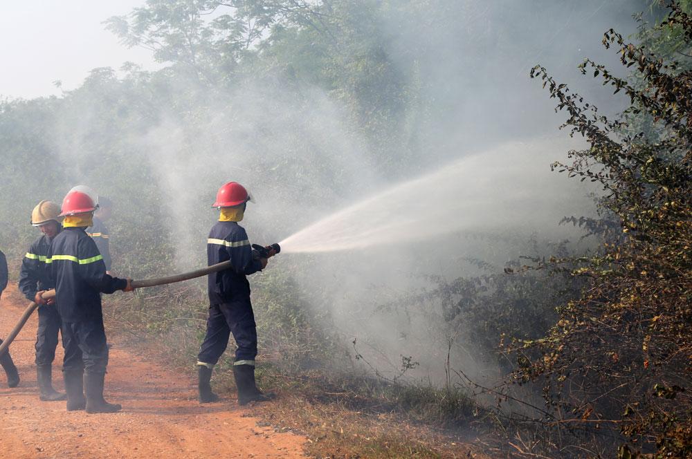 Nâng cao ý thức chấp hành quy định phòng cháy, chữa cháy