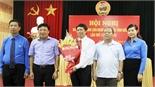 Đồng chí Nguyễn Văn Cảnh giữ chức Chủ tịch LĐLĐ tỉnh