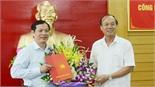 Đồng chí Nghiêm Xuân Hưởng giữ chức vụ Bí thư Huyện ủy Sơn Động