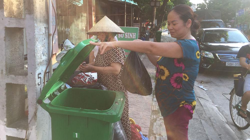 Thiết thực làm sạch môi trường