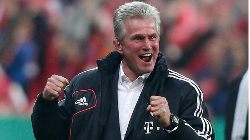 HLV Jupp Heynckes trở lại dẫn dắt CLB Bayern Munich