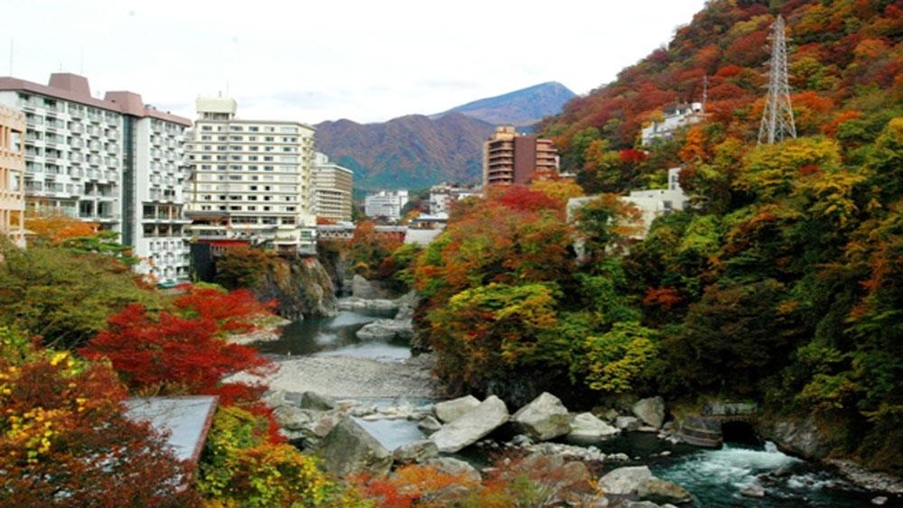 Khám phá Thung lũng suối nước nóng nổi tiếng thành phố Nikko