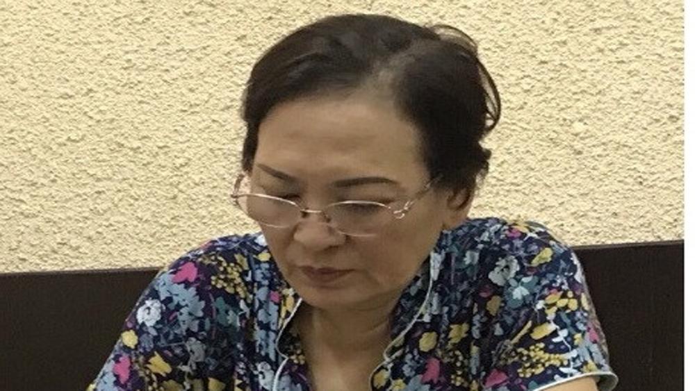 """Bắt thêm 1 nữ đồng phạm của """"siêu lừa"""" Trần Đức Trung - ông chủ """"Trái tim Việt Nam"""""""