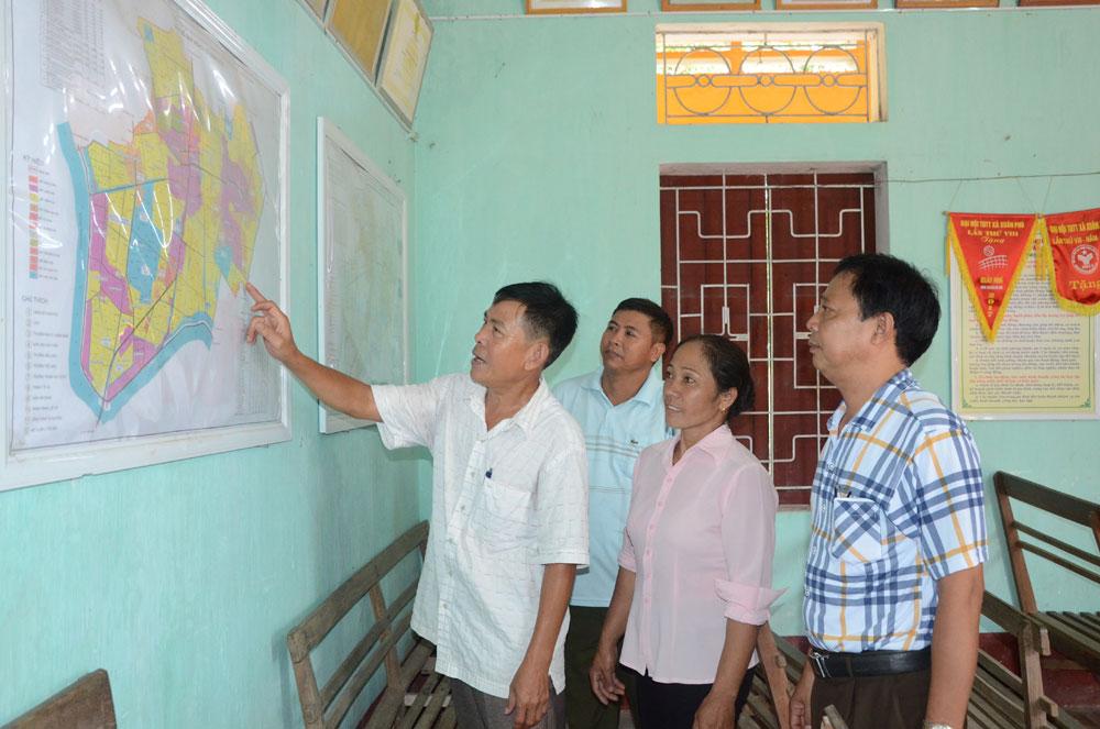 Yên Dũng: Phát huy vai trò trưởng thôn là đảng viên