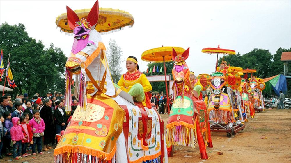Truyền tích Đức Thánh Hùng Linh Công ở chùa Y Sơn