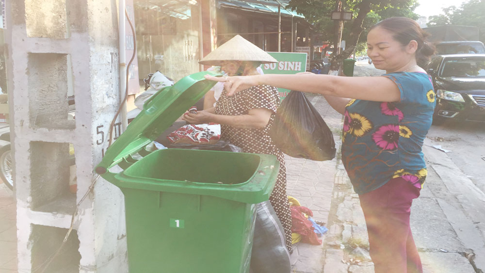Practical activity keeps the environment clean