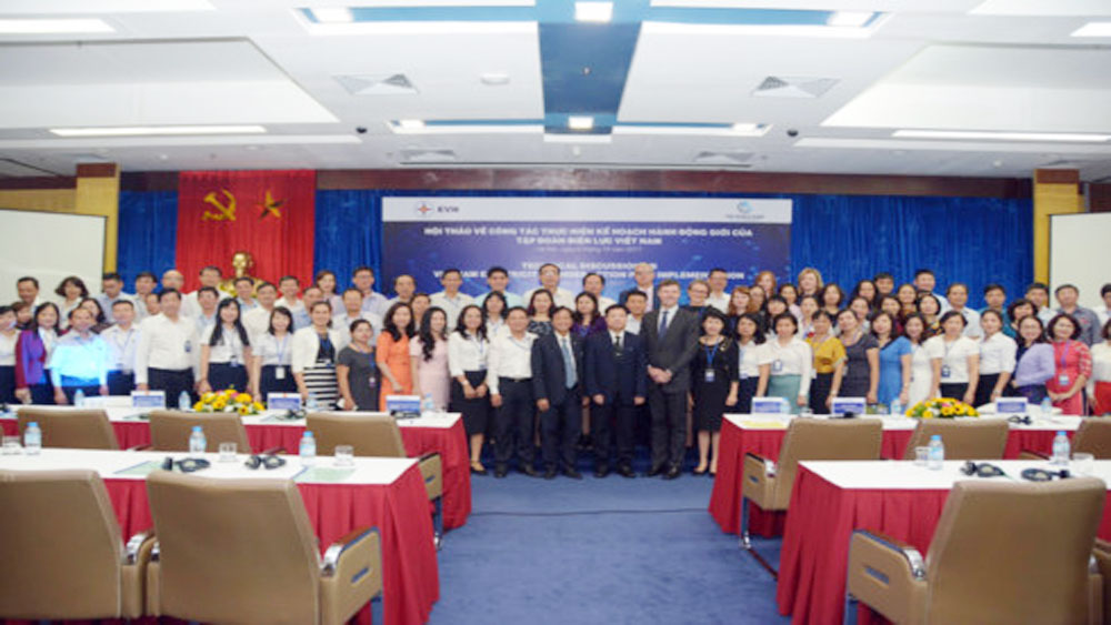 EVN, WB jointly promote gender equality and career advancement for women