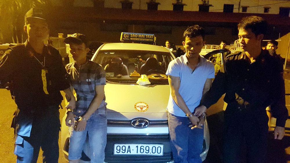 Phòng Cảnh sát giao thông (Công an tỉnh) bắt đối tượng phạm tội ma túy