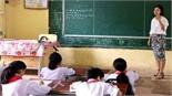 Trường THCS Yên Lư đã có đủ giáo viên