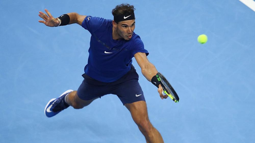 Rafael Nadal lần thứ 2 đăng quang tại China Open sau 12 năm chờ đợi