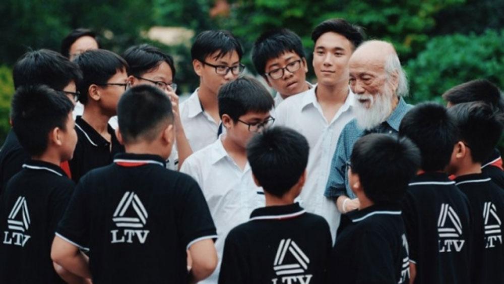 Thầy Văn Như Cương qua đời ở tuổi 80