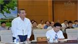 Quốc hội sẽ phê chuẩn Bộ trưởng Bộ Giao thông-Vận tải thay ông Trương Quang Nghĩa