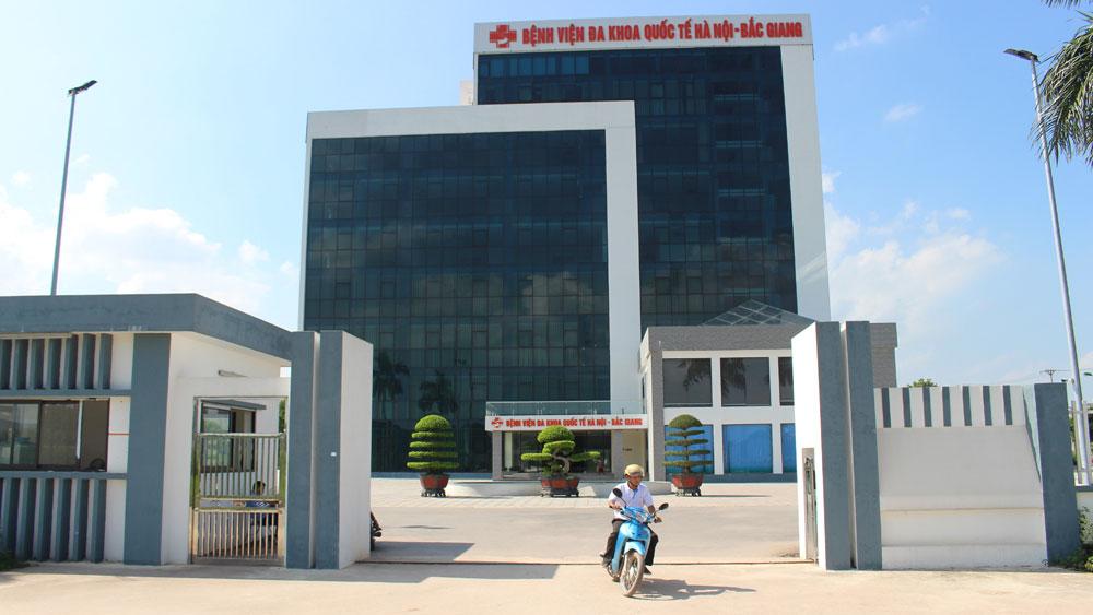 Kiểm tra,  việc phụ thu,  Bệnh viện,  Đa khoa,  quốc tế,  Hà Nội,  Bắc Giang