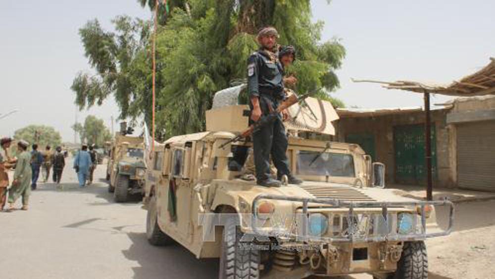 Hai thủ lĩnh Taliban bị tiêu diệt tại Afghanistan