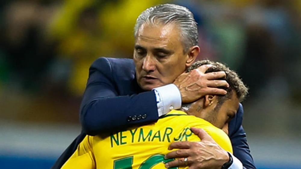 Brazil tự nhận cùng Đức, Pháp là ứng viên vô địch World Cup 2018