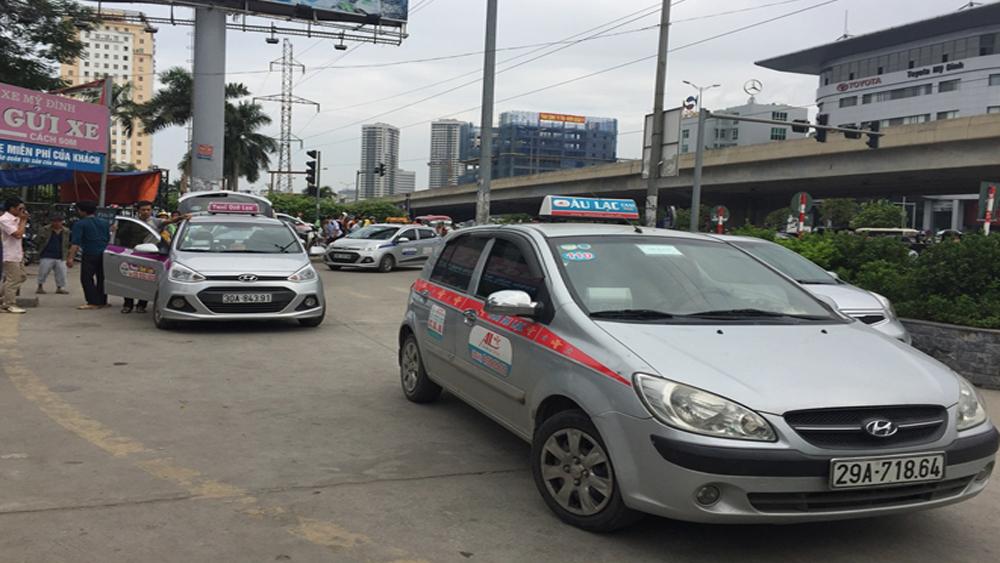 Bộ Giao thông-Vận tải chưa đồng ý gia hạn niên hạn xe taxi