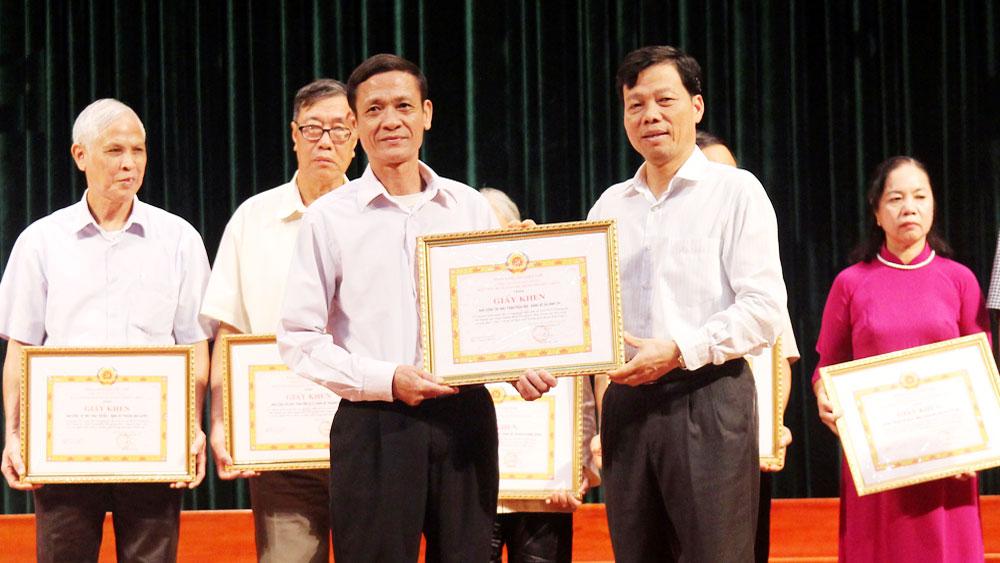 TP Bắc Giang: Tập trung đổi mới, nâng chất lượng hoạt động ban công tác mặt trận, đoàn thể thôn, tổ dân phố