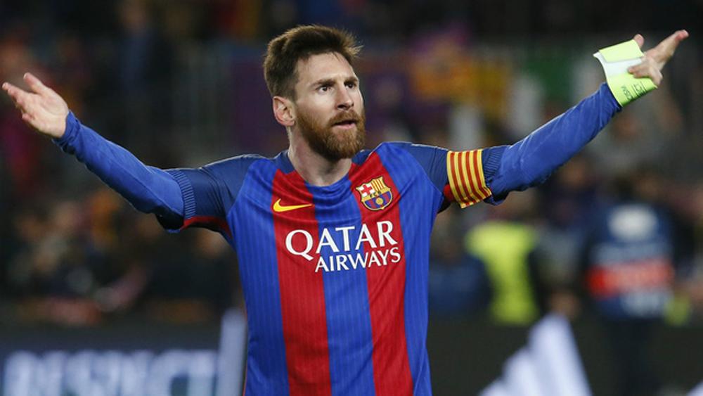 Ký hợp đồng mới với Barca, Messi sẽ nhận lót tay 90 triệu euro