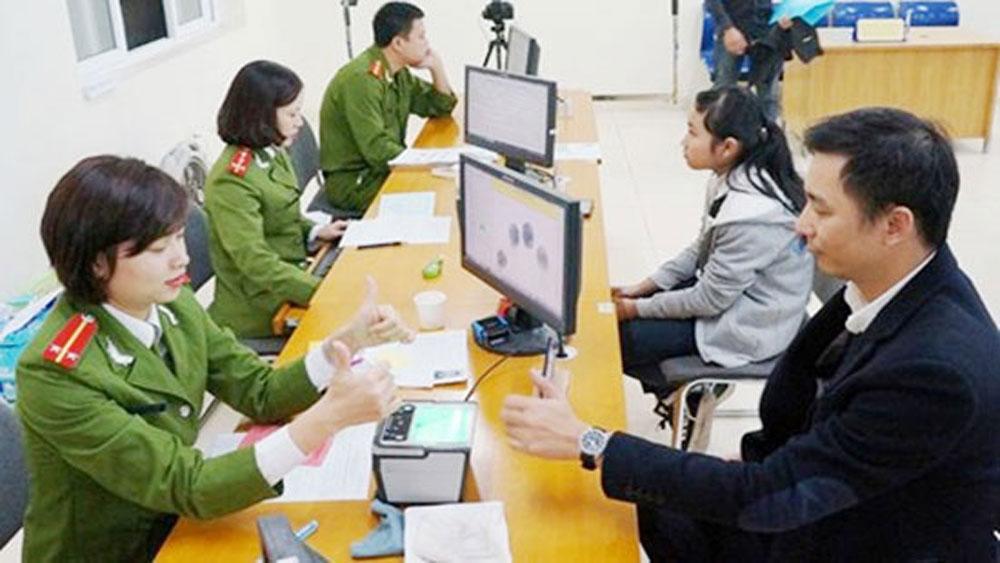 Phó Thủ tướng chấn chỉnh việc chậm cấp Căn cước công dân